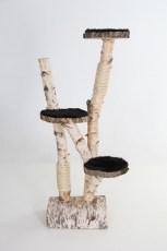 krabpaal hout